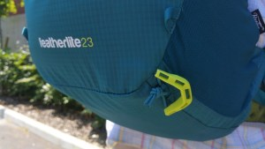 Montane Featherlite 23 Day Pack - Walking Pole Attachment