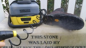 Karcher OC3 Portable Cleaner - easy to use