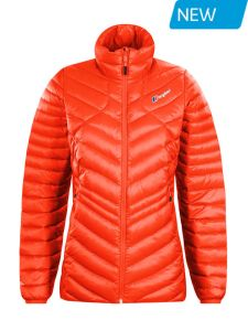 Berghaus Womens Tephra Down Insulated Jacket