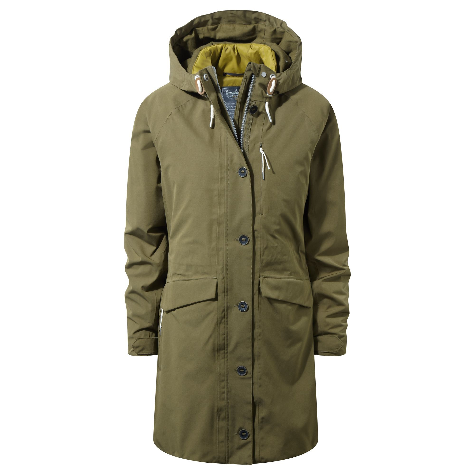 09eeac6f9e81 The North Face Mens Selsley Triclimate Jacket. Craghoppers 365 3 in 1 Womens  Dark Moss Jacket
