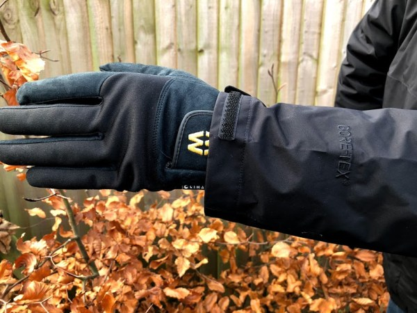 The North Face Dryzzle Jacket - cuffs