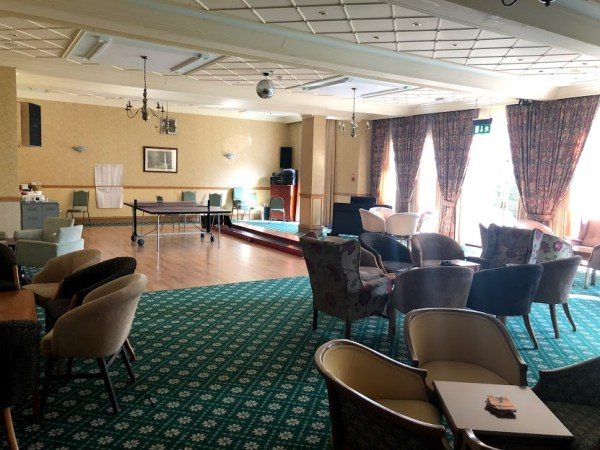 Larpool Hall Main Meeting Area and Games Room