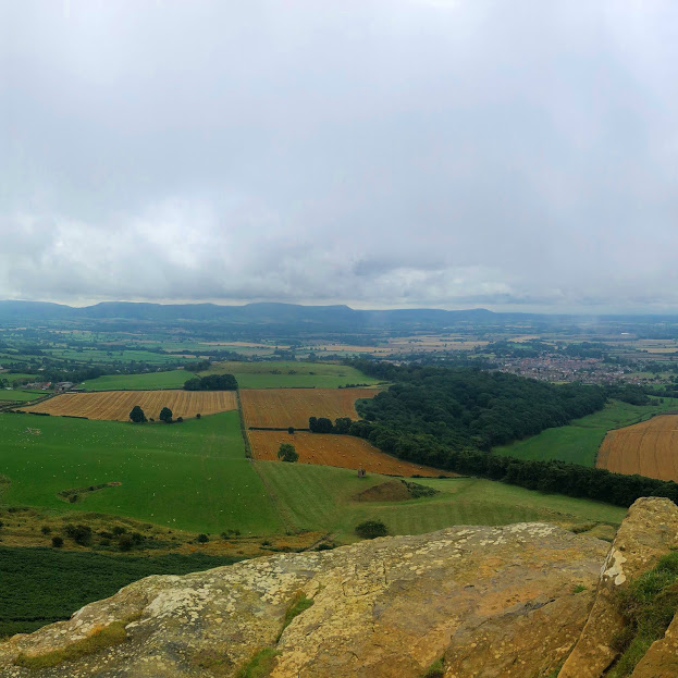 Roseberry Topping Views