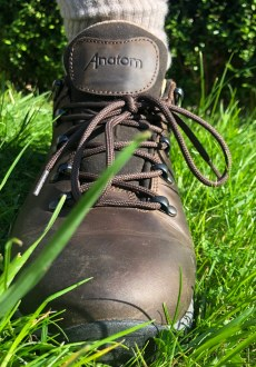Anatom Q1 Braemar Ultralight Mens Walking Shoe - Front