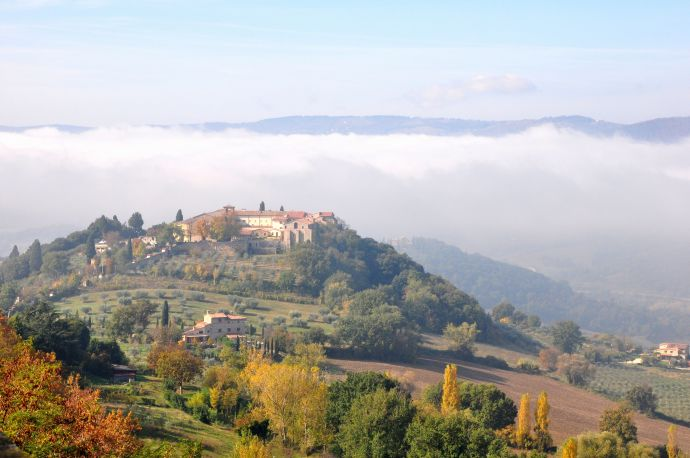 Traveling to Italy in autumn