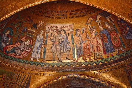 Some of Italy's best mosaics
