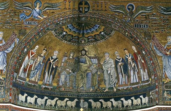 Decoding Early Christian Symbols: How to Read Mosaics in Italy