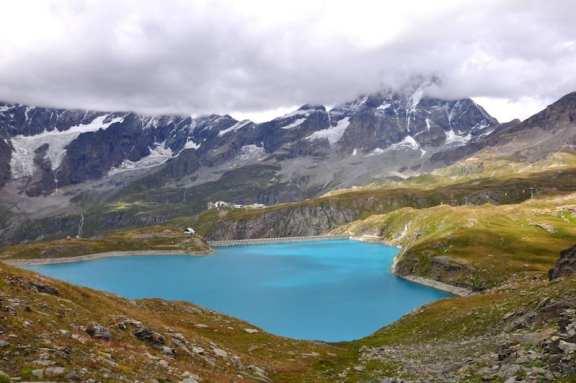 Trek in the Valle d'Aosta's Cervinia