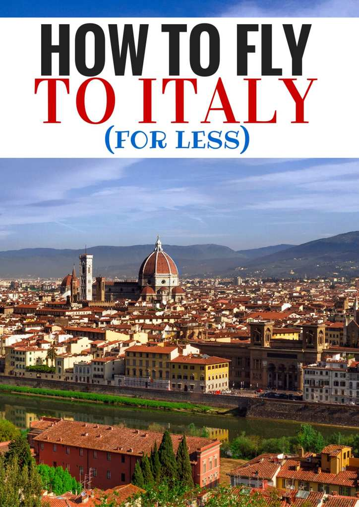 Flying to Florence doesn't have to break the bank. Find out how to save on your flights to Italy in the Walks of Italy guide to flights to Italy.