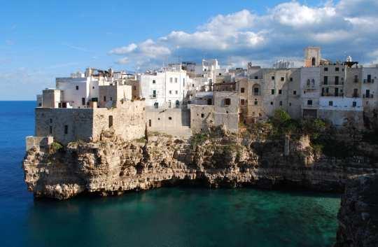Polignano a Mare, Apulia