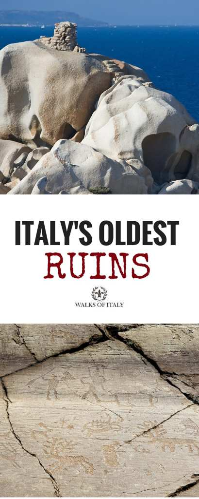 Italy's oldest ruins, like those in Sicily, are much older than the romans. Find out where to see the most incredible ruins in Italy!