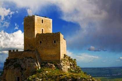 Castle in Catania