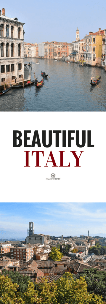 Venice and Perugia are 2 of Italy's 10 most beautiful cities. Find out the rest!