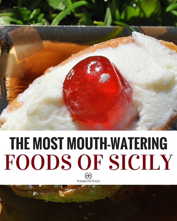 A ricotta-filled cannolo is one of the most scrumptious treats in Sicilian cuisine. Learn about Sicily's other amazing foods in this blog post.