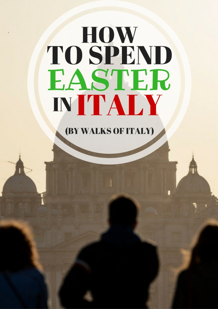 Italy during Easter is one of the nicest countries in Europe. Find out what to see and do if you visit Italy at Easter.