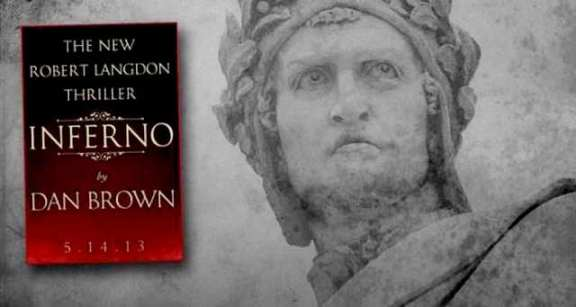 Dan Brown's new book, Inferno