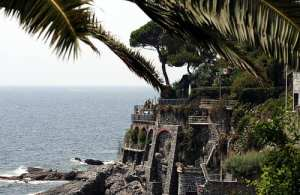 Bogliasco, in the Golfo Paradiso of Liguria