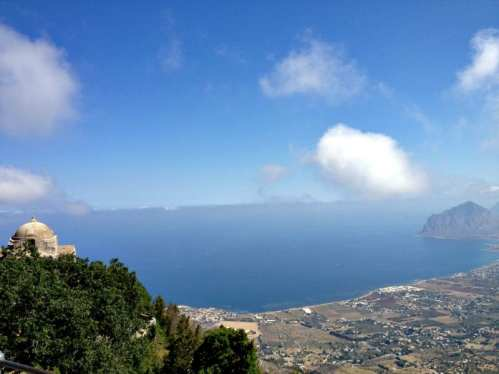 Towns in Sicily and southern Italy