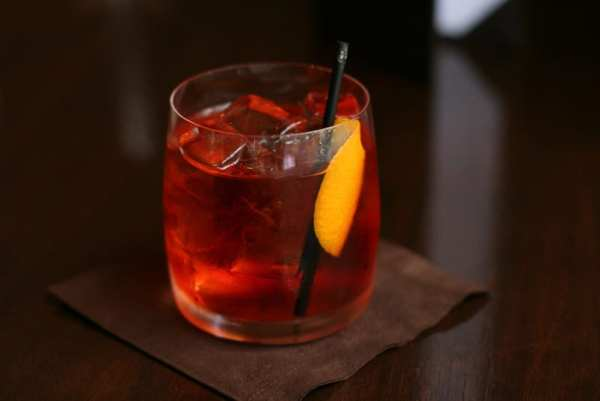 A refreshing Negroni Sbagliato. Photo by Geoff Peters