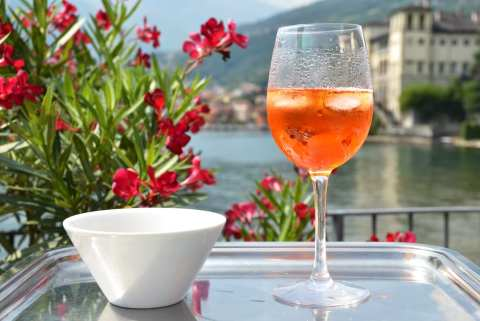 Spritz Italian cocktail summer