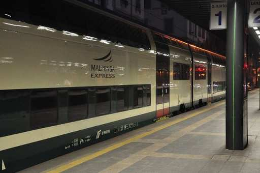 Milan airport transport