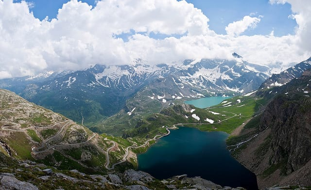 Gorgeous Gran Paradiso National Park, in the Valle d'Aosta