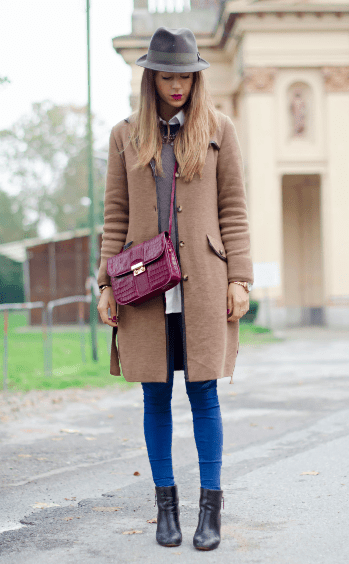 What should you wear in 19 degree weather?