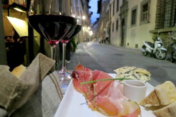 Best wine bars Florence