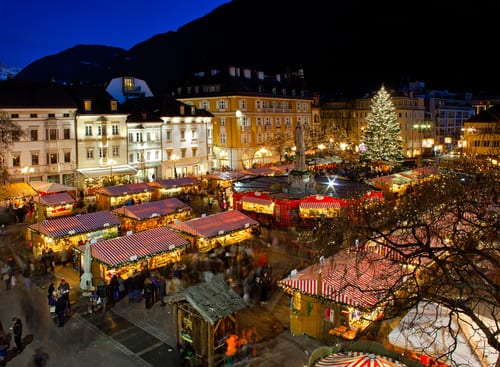 Christmas In Italy 2019.10 Of The Best Christmas Markets In Italy