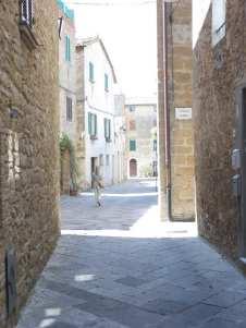 Pienza town