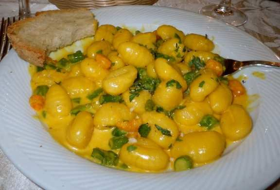Italian food of winter