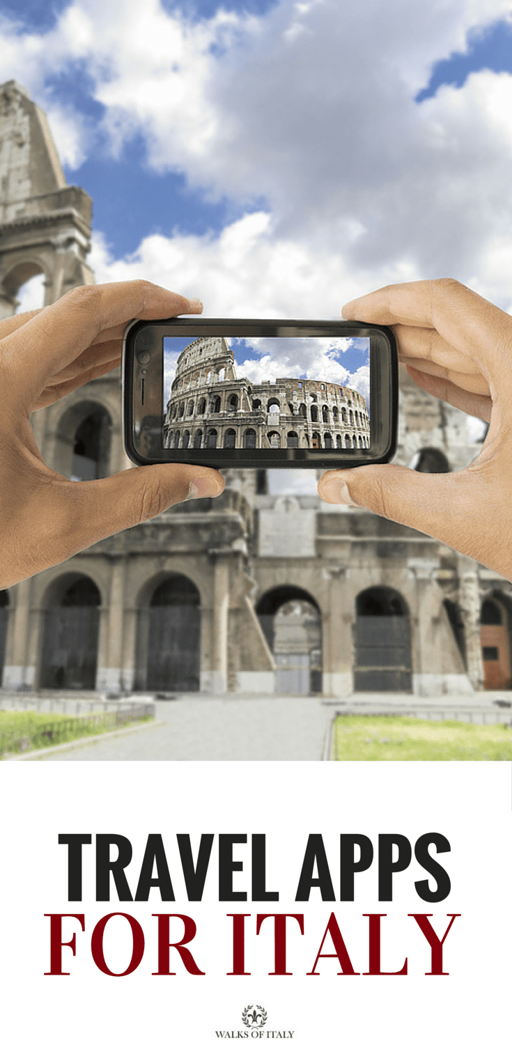 The Best Travel Apps to Use in Italy | Italy Blog | Walks of