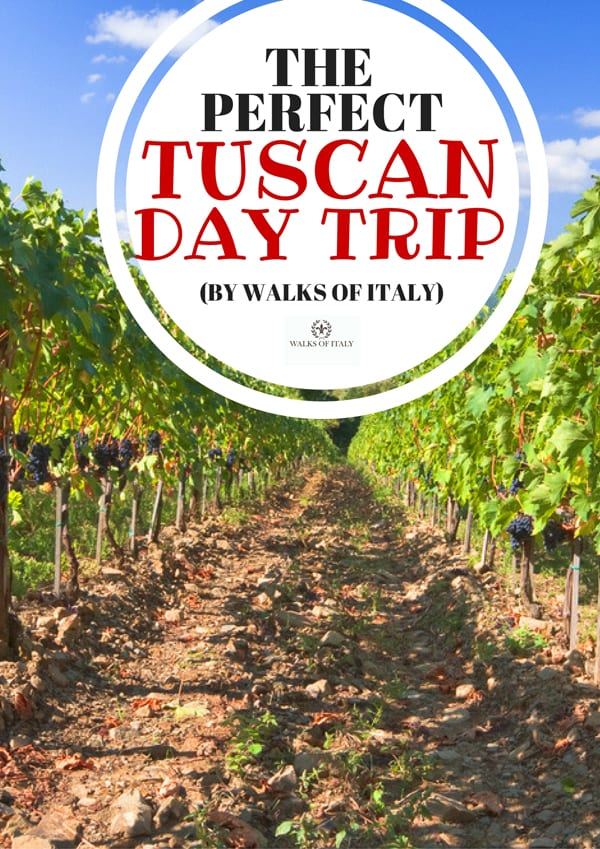 Want to see the best in Tuscany without having to navigate it yourself? We have just the trip for you.