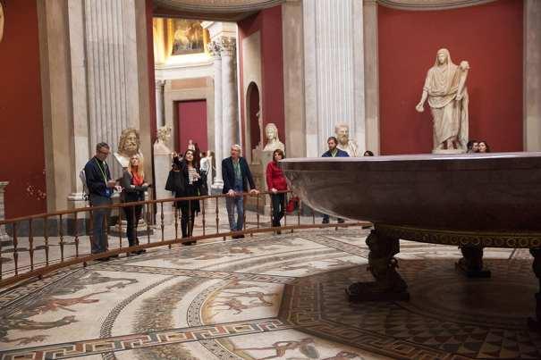 Nero's Bath, The Vatican Museums