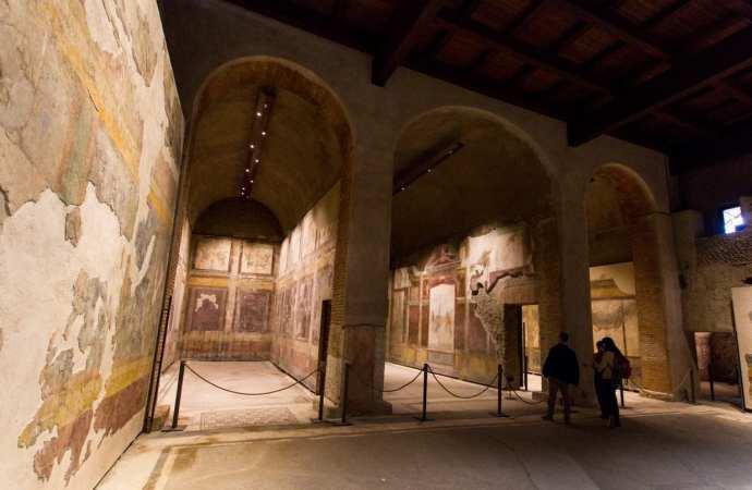 Casa di Livia, The House of Livia as seen on Walks of Italy's 'VIP Caesar's Palace Tour'