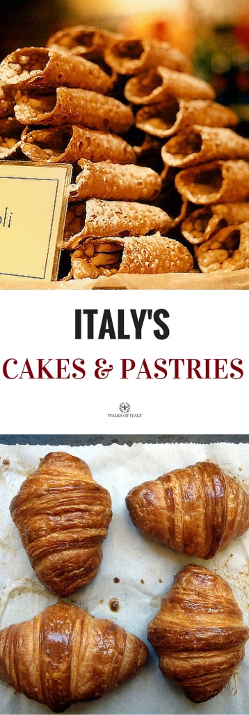 Italy's cakes and pastries are among the best in the world. Find out which are the best right here!