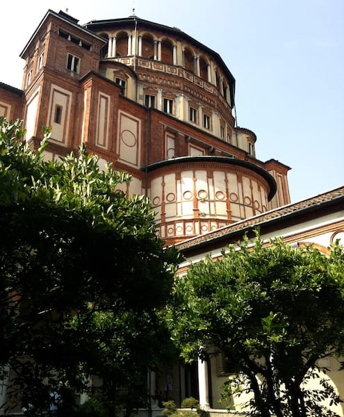 Don't just go for the Last Supper – the architecture, art and even gardens of Santa Maria delle Grazie Church are nearly just as admirable.