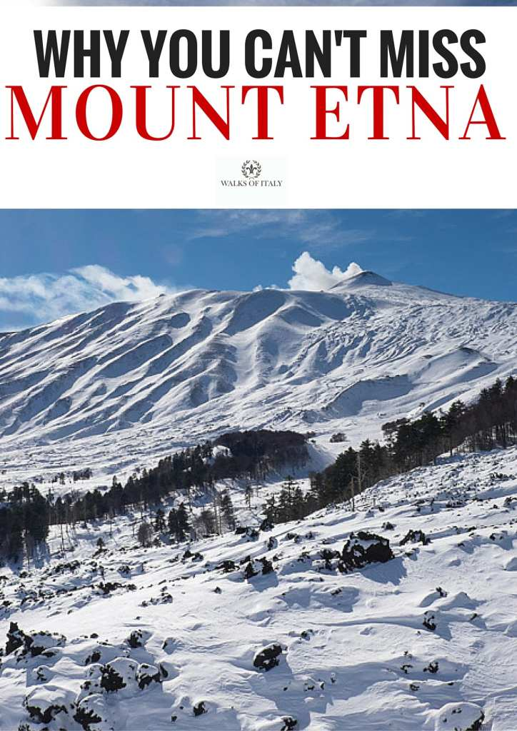 Mt. Etna is one of the most spectacular sites in Italy. Find out why you should visit it in the Walks of Italy blog.