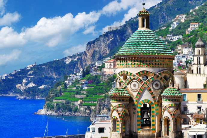 Image result for Information Related To Amalfi Coast Attractions