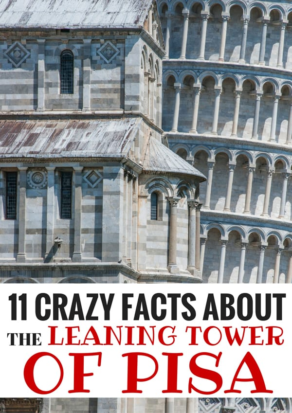 The leaning tower of Pisa is one of the wonders of the modern world. Find out what makes it so remarkable on the Walks of Italy blog.