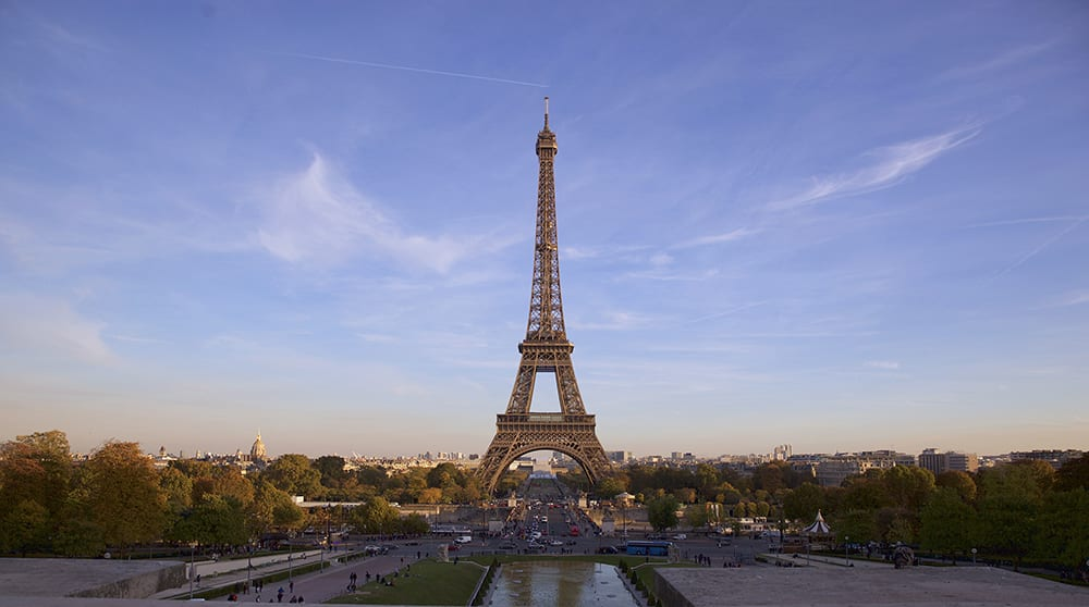 Adding Water Bottle Cages to Bicycles without Braze Eiffel tower france pictures