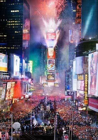 New Year s Eve   Times Square Every