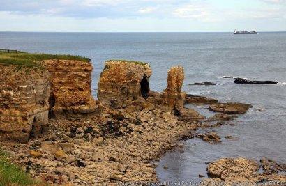 Stacks off Lizard Point