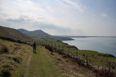Walk the Wales Coast Path Clynnog Fawr to Porthdinllaen