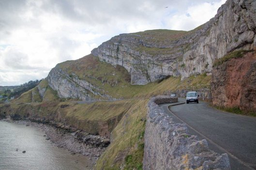 Walk the Wales Coast Path North Wales - Colwyn Bay to Llandudno West