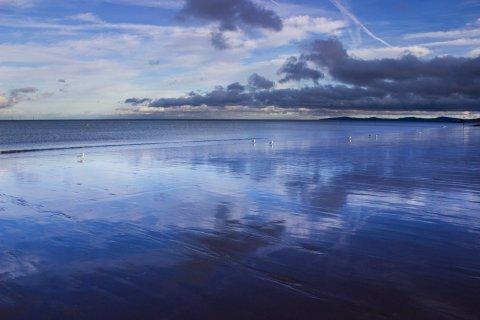 Walk the Wales Coast Path North Wales - Prestatyn to Colwyn Bay