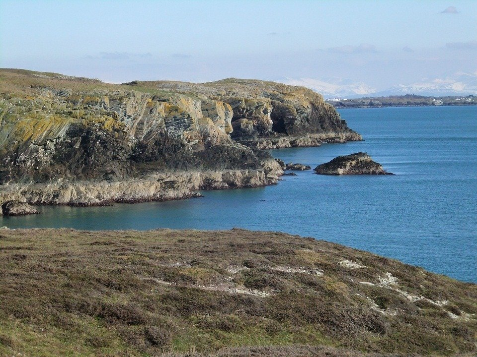 Walk the Wales Coast Path Holyhead to Trearddur Bay