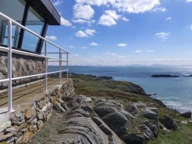 Walk the Wales Coast Path Trearddur Bay to Rhosneigr