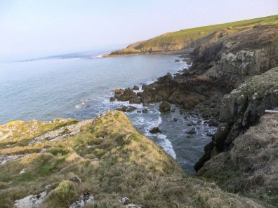 Walk the Wales Coast Path Cemaes to Porth Swtan (Church Bay)