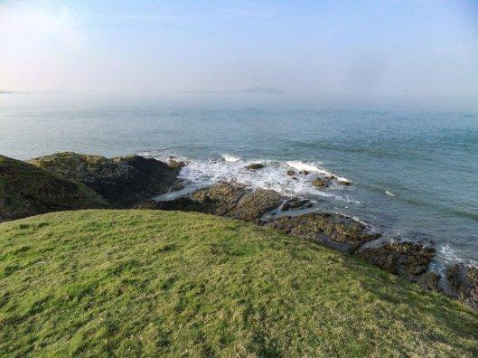 Walk the Wales Coast Path Cemaes to Porth Swtan (Church Bay)